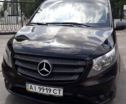 Mercedes-Benz VIТО AMBIENTE