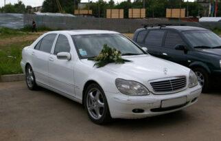 Mercedes-Benz S500L W220