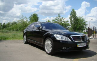 MERCEDES-BENZ (W221L) AMG FULL