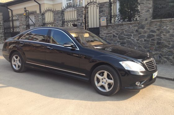 Mercedes-Benz (W221L) AMG