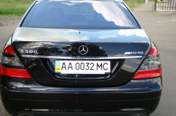Mercedes-Benz (W221L) AMG FULL