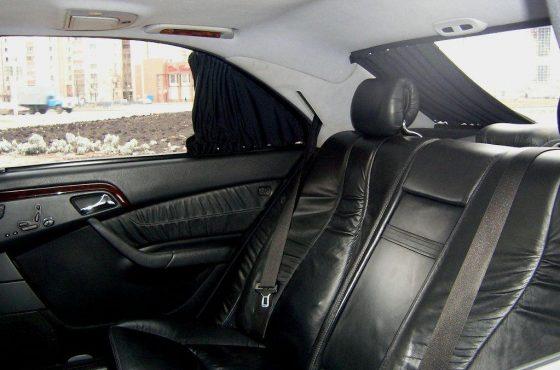 Mercedes-Benz S600L W220L