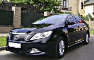 Toyota Camry E50